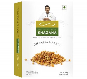 Khazana Masala Wheat Chips 100 G