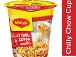Maggi Chilly Chow Cuppa Noodles 70G